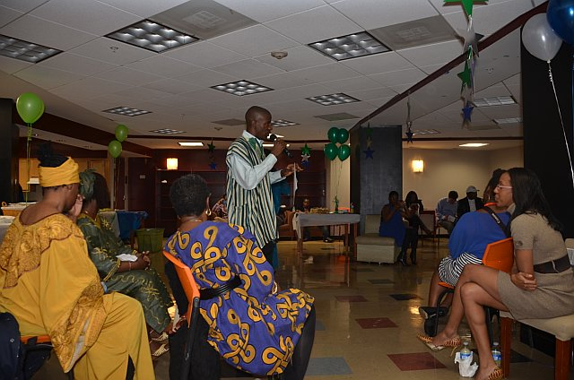 Me Against Poverty Inc (MAP) Celebrate Sierra Leone's 50th Anniversary in Washington